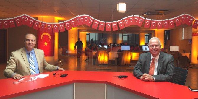Hüseyin Macit Yusuf Yeniçağ TV'de Vedat Yenerer'in konuğu