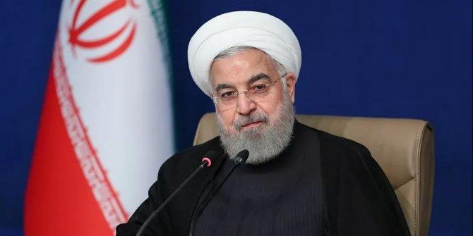 İran Cumhurbaşkanı Ruhani'den Fransa'ya tepki