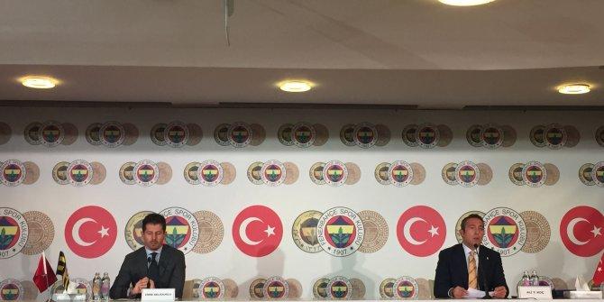 Ali Koç, Emre Belözoğlu'nun görevini resmen açıkladı ve tarihi bir itirafta bulundu