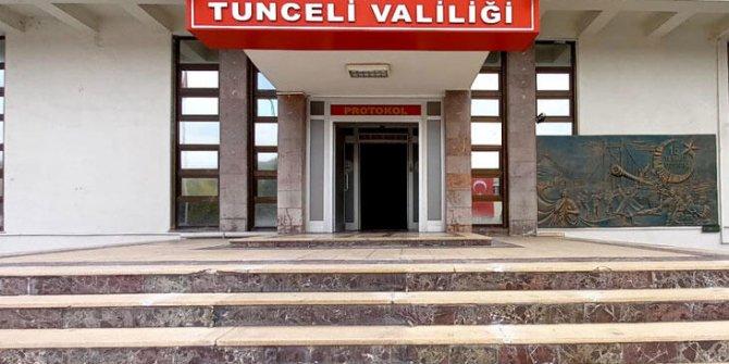 Yeni korona tedbiri. Tunceli'de eylem ve etkinlikler 15 gün süreyle yasakladı