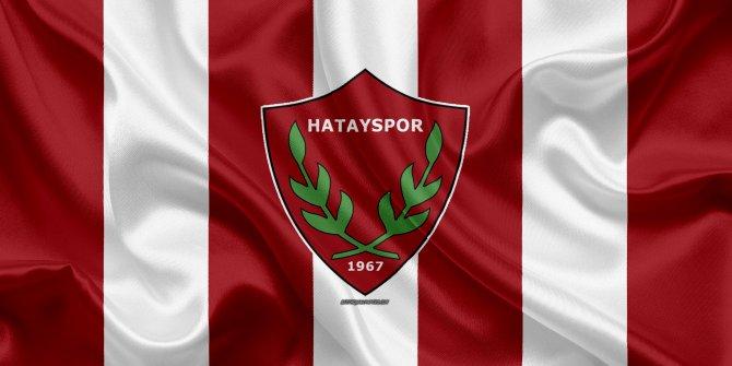 Galatasaray maçı öncesi Hatayspor'da şok