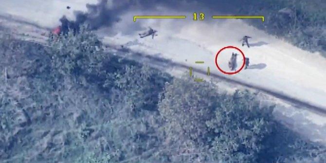Azerbaycan Ordusu'ndan kritik operasyon. Dağlık Karabağ'ın sözde komutanı Celal Harutyunyan nokta atışıyla böyle vuruldu