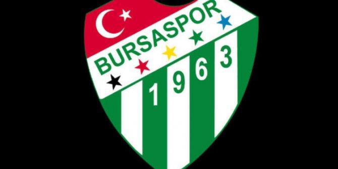 Bursaspor'da iki futbolcu kadro dışı bırakıldı