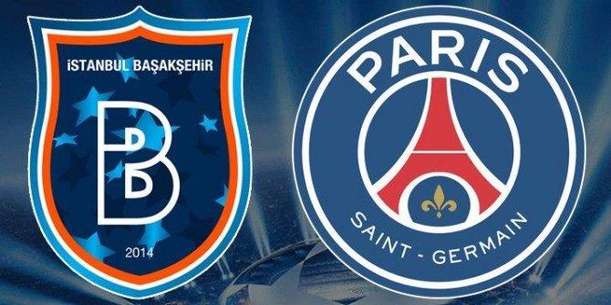 Medipol Başakşehir - Paris Saint Germain Şampiyonlar Ligi maçında 11'ler belli oldu. Maç saat kaçta, hangi kanalda yayınlanacak?