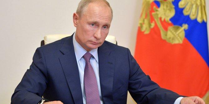 Putin: ABD'de göreve gelecek her başkanla çalışmaya hazırım