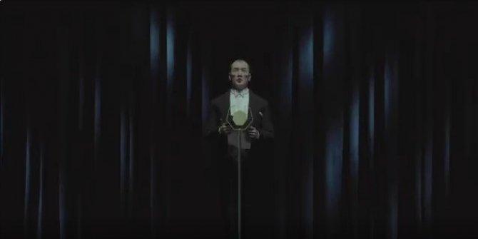 İBB'den görkemli Cumhuriyet Bayramı kutlaması. Hologramla Atatürk'ün konuşması yayınlandı
