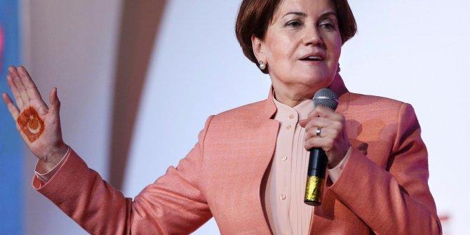 İYİ Parti Genel Başkanı Meral Akşener'den örnek Cumhuriyet Bayramı mesajı