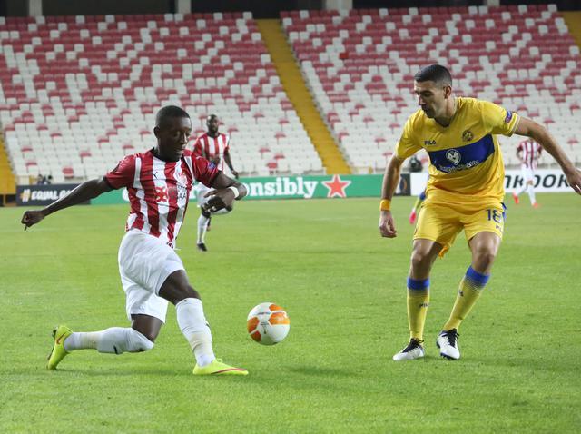 Sivasspor 1 - Maccabi Tel Aviv 1