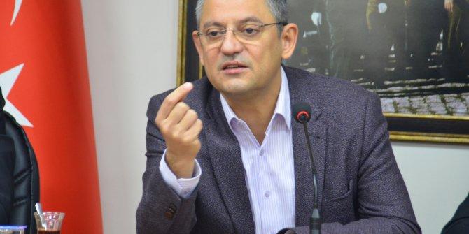 CHP'li Özgür Özel'den Bakan Fahrettin Koca'ya aşı tepkisi