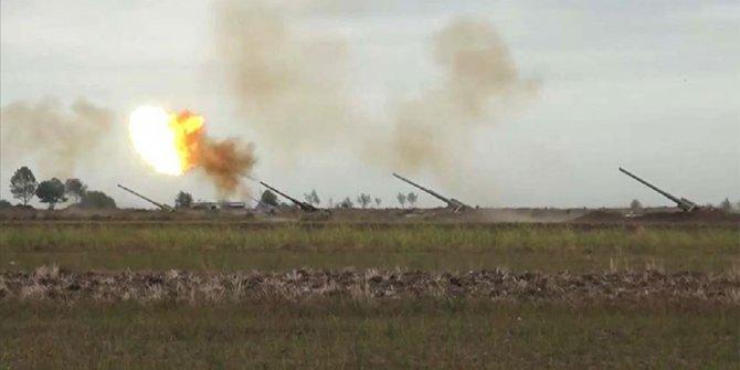 Cephe kontrolü Azerbaycan'da. Ermenistan ordusu ağır darbeler aldı