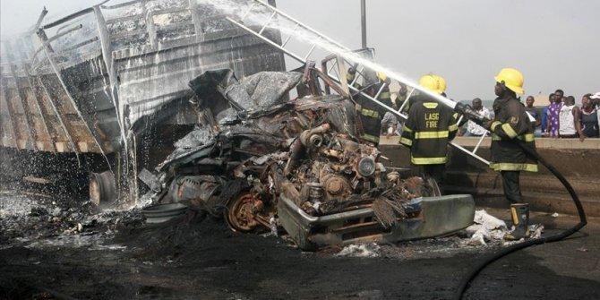 Nijerya'da katliam gibi kaza