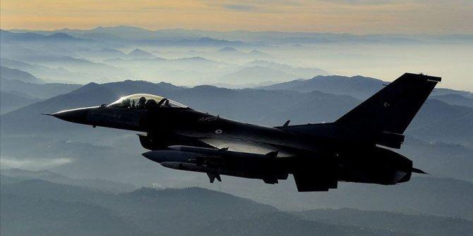 Milli Savunma Bakanlığı açıkladı. 8 PKK/YPG'li terörist etkisiz hale getirildi