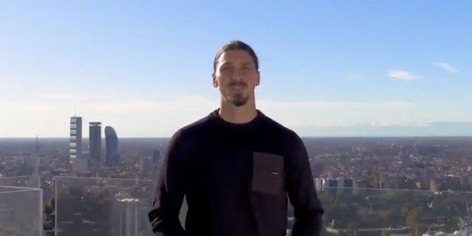 Zlatan Ibrahimovic'in korona çağrısı duyanları şaşkına çevirdi