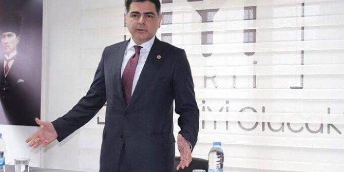 İYİ Partili Naci Cinisli'den kötü haber
