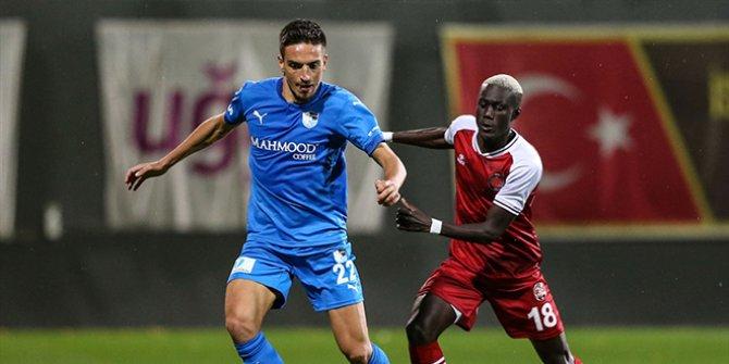 Fatih Karagümrük, Erzurumspor'u gole boğdu