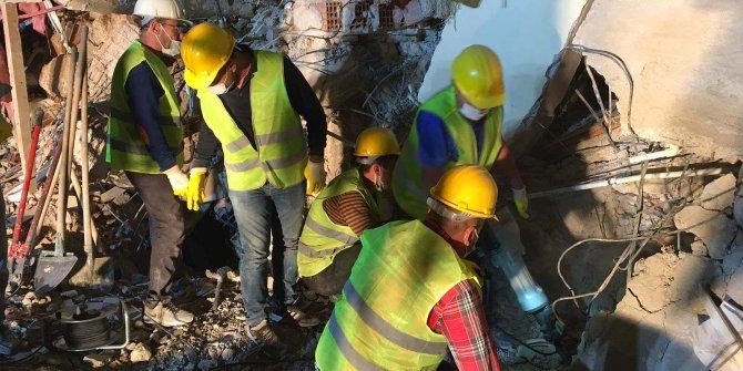 Somalı madenciler eylemi bırakıp İzmir'e geldi
