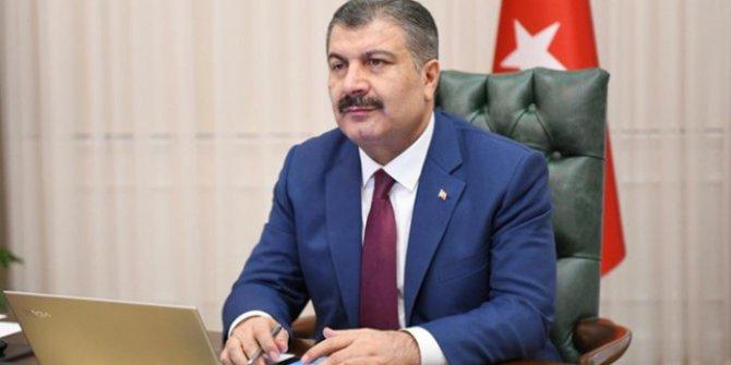 Sağlık Bakanı Koca deprem bölgesindeki bilançoyu paylaştı. 25 kişi yoğun bakımda