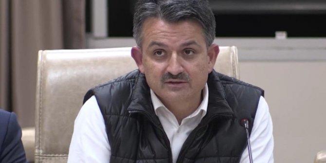 Murat Kurum deprem bölgesinde son durumu paylaştı