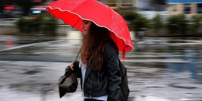 Meteoroloji'den uyarı. 4 bölgede şiddetli sağanak, İzmir'de hava nasıl olacak