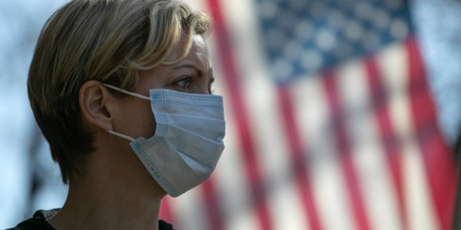Amerika'da bir günde 125 bin kişi korona virüse yakalandı