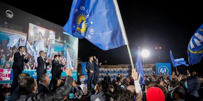 Gürcistan'da oy verme işlemleri sona erdi