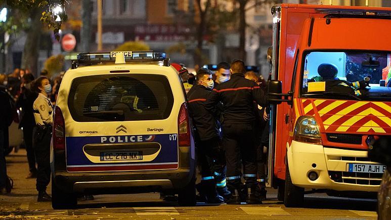 Fransa'da Yunan Ortodoks Kilisesi'ne silahlı saldırı