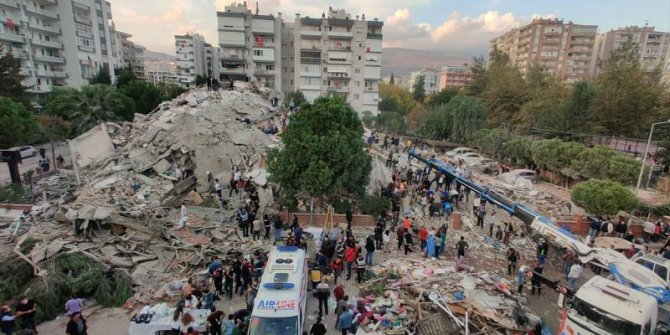 İzmir depremiyle ilgili provakatif paylaşım yapan 2 kişi hakkında flaş gelişme