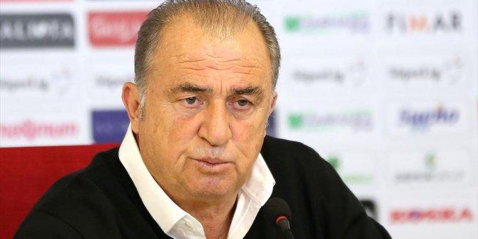 Galatasaray Teknik Direktörü Fatih Terim'den maç sonu açıklamalar