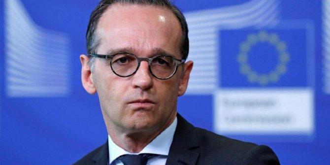 Almanya Dışişleri Bakanı'dan flaş Türkiye açıklaması