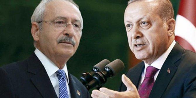Kılıçdaroğlu'ndan Cumhurbaşkanı Erdoğan'a flaş  138. Madde yanıtı