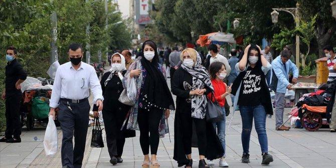 İran'da koronadan ölenlerin sayısı 50 bine dayandı