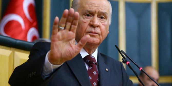 Devlet Bahçeli canlı yayında açıkladı.