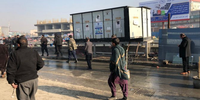 Afganistan'da 23 roket saldırısı