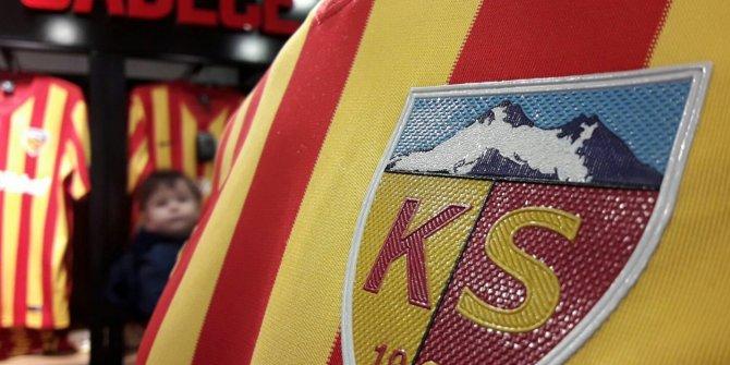Kayserispor'da korona test sonuçları açıklandı
