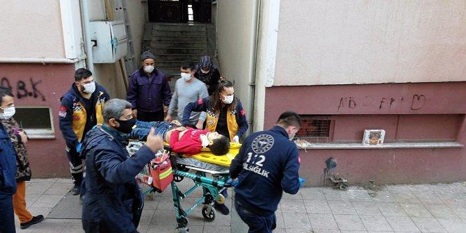 Düzce'de feci olay, 9. kattan düşen çocuk hayatını kaybetti