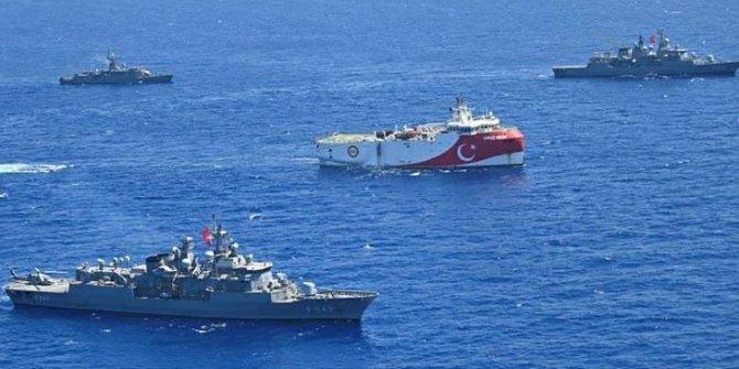 Türkiye'den Yunanistan'a Navtex cevabı