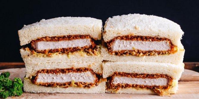 MasterChef'te Danilo Şefin imza yemeği Katsu Sando nedir. Katsu Sando nasıl yapılır, malzemeleri ve tarifi?