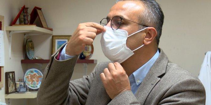 Bilim Kurulu Üyesi Hasan Tezer'den maskeler için çok kritik açıklama. Koruyup korumadığı böyle anlaşılıyor