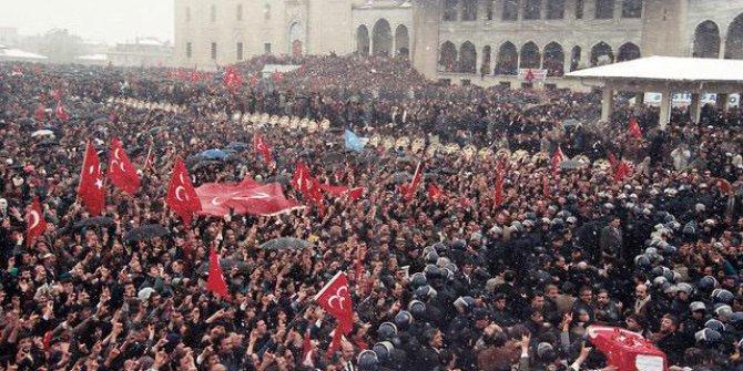 FETÖ'nün Alparslan Türkeş planı neydi? Dönemin Diyanet İşleri Başkanı 23 yıl önce yaşananları anlattı