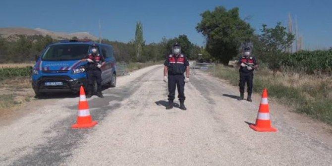 Gaziantep'te, kısıtlamayı ihlal eden 782 kişiye ceza