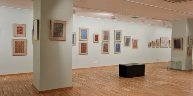 Kadırga Sanat Galerileri sanatseverlere kapılarını açtı