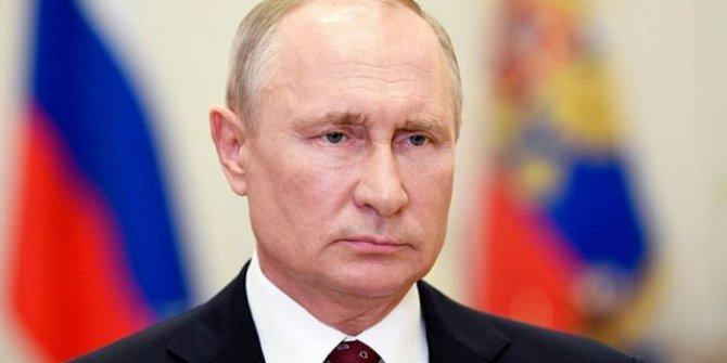 Putin: Dağlık Karabağ Azerbaycan'ın ayrılmaz parçasıdır