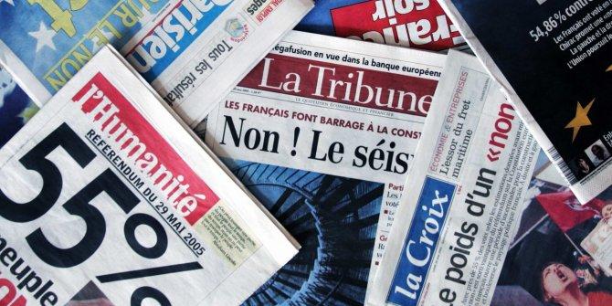 AB'den Fransa'ya basın özgürlüğü uyarısı