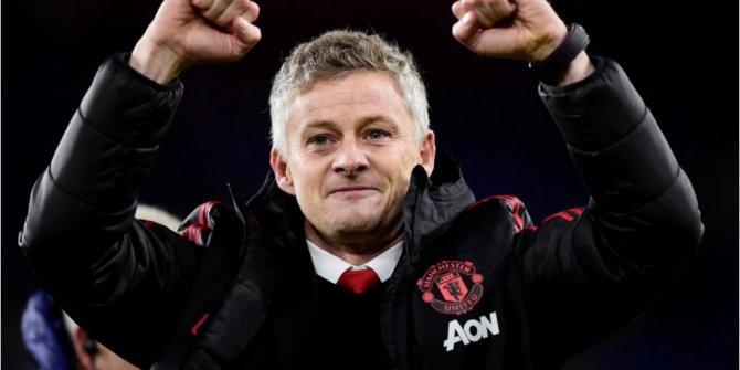 Manchester United Teknik Direktörü Ole Gunnar Solskjaer: Başakşehir'e karşı kazanmak zorundayız