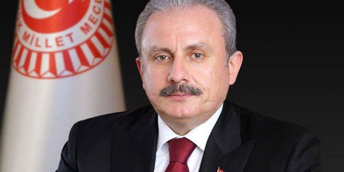 Şentop: Türk gemisine müdahaleyi kınıyorum