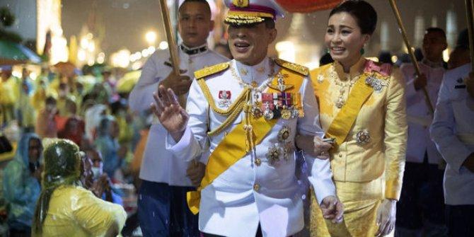Almanya Tayland Kralı'nı sınır dışı etmeyi konuşuyor