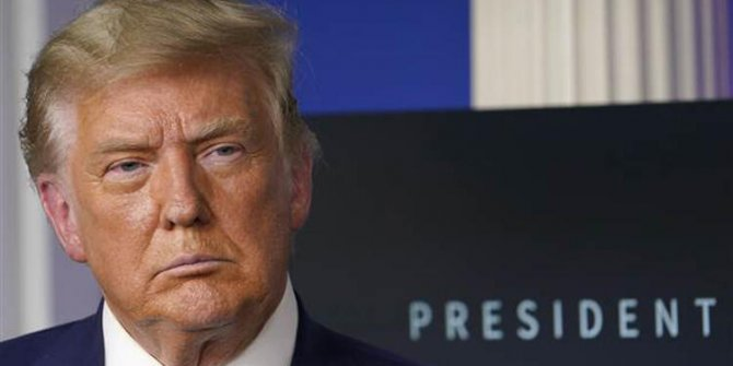 Trump seçim sonucunu kabul etti. Trump, Biden yönetimine geçiş işlemleri için ilgili kuruma tavsiyede bulundu