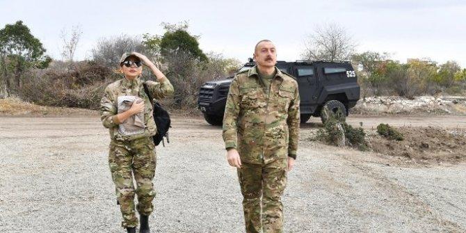 Aliyev'den 27 yıl sonra Ağdam'a ilk ziyaret