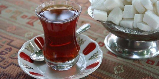 Salgın sürecinde vatandaş çaya yöneldi