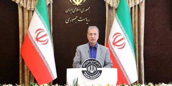 İran hükümet sözcüsü Rebii'den flaş ABD açıklaması